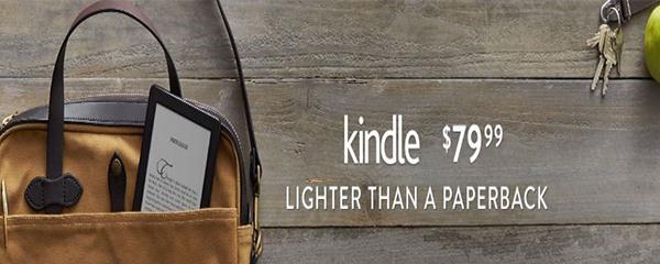Kindle 99,99$